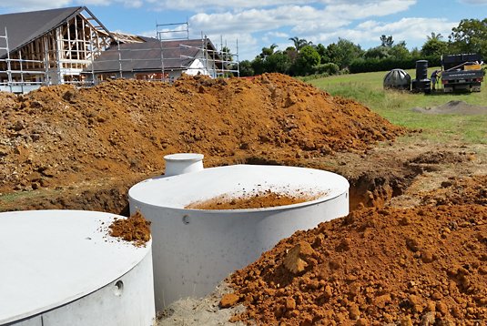 Drainage Water Tanks : Rural drainage systems auckland wide idrain
